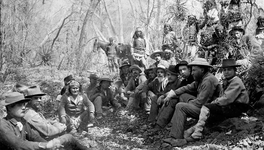 a summary of the myth about geronimo and the apache resistance Know the real geronimo: life of native american hero in pictures going over the heads of officials who thought geronimo did not deserve to have his side of the apache story told because of his ferocity in battle geronimo: apache renegade (sterling, 2010.